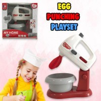 EGG PUNCHING PLAYSET -DT560