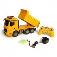 Manual Dump Truck Remote Control RC Brand Double E