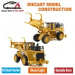 Dream Becomes True Die Cast Metal & Plastic Log loader - DT599
