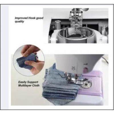 12 Sewing Options Mini Portable Handheld Sewing Machine (3kg) - DT620