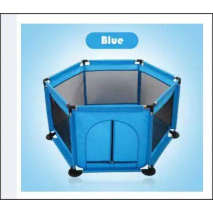 Hexagon Baby Kid Play Pen Play Yard Guard Rail -DT635