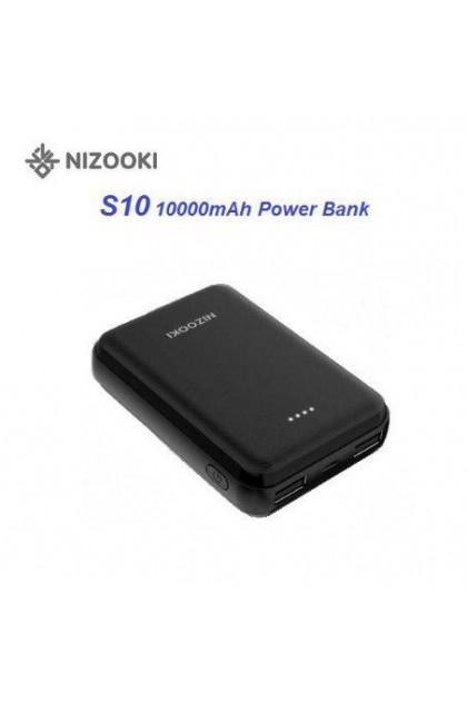 Powerbank Nizooki S10 Original Version Spiderman Warranty 6months(0.2kg) - DT641
