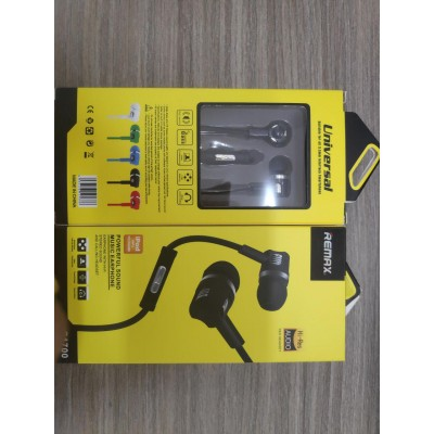 Bass Universal S1700 Earphone