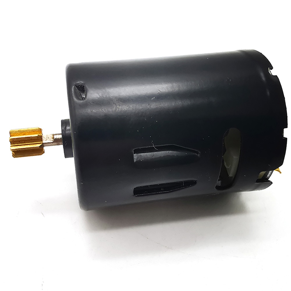 52000 rpm 370 High Speed Motor for WPL D12 Gearbox RC Airplane Truck Tracked Vehicle Model Car Accessories