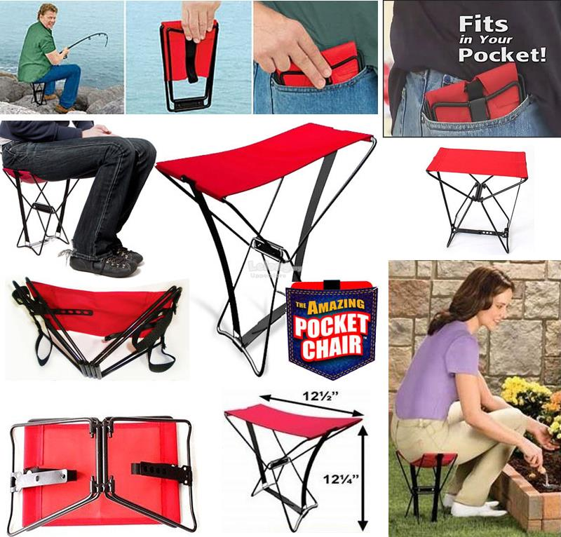 Pocket Chair Part - 29: Amazing Pocket Chair Red Color
