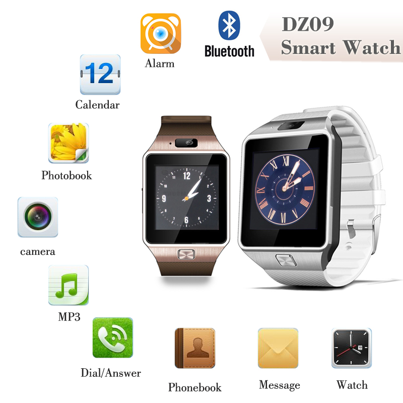 ORIGINAL DZ09 Smart Watch SmartWatch Simcard Camera