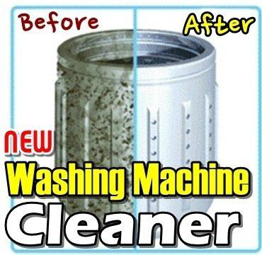 Korea Washing Machine Tub Cleaner / Drum Cleaning Powder Detergent - DT401