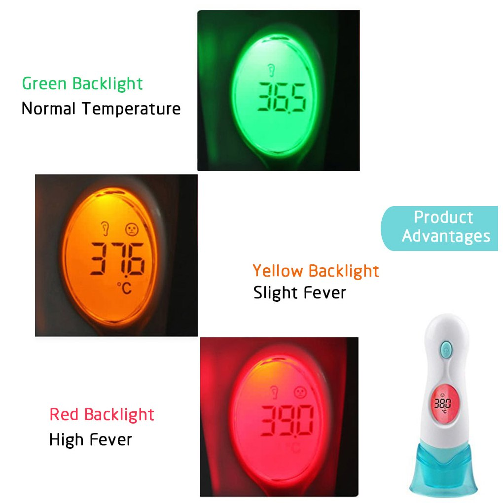 8 in 1 Multifunction Infrared Thermometer - DT092