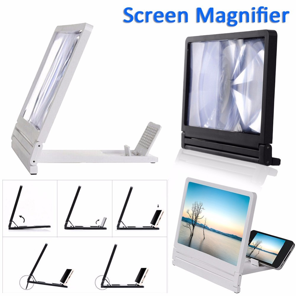 Sst Network New Arrival Remax 3d Enlarged Screen White Putih Dt013