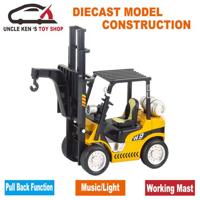 Dream Becomes true Die cast Metal & Plastic Compactor Scale - DT601