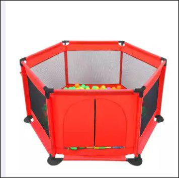 Hexagon Baby Kid Play Pen Play Yard Guard Rail -DT635